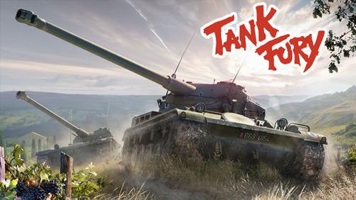Tank Fury vr