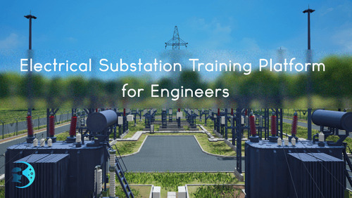 Electrical Substation Training Platform for Engineers