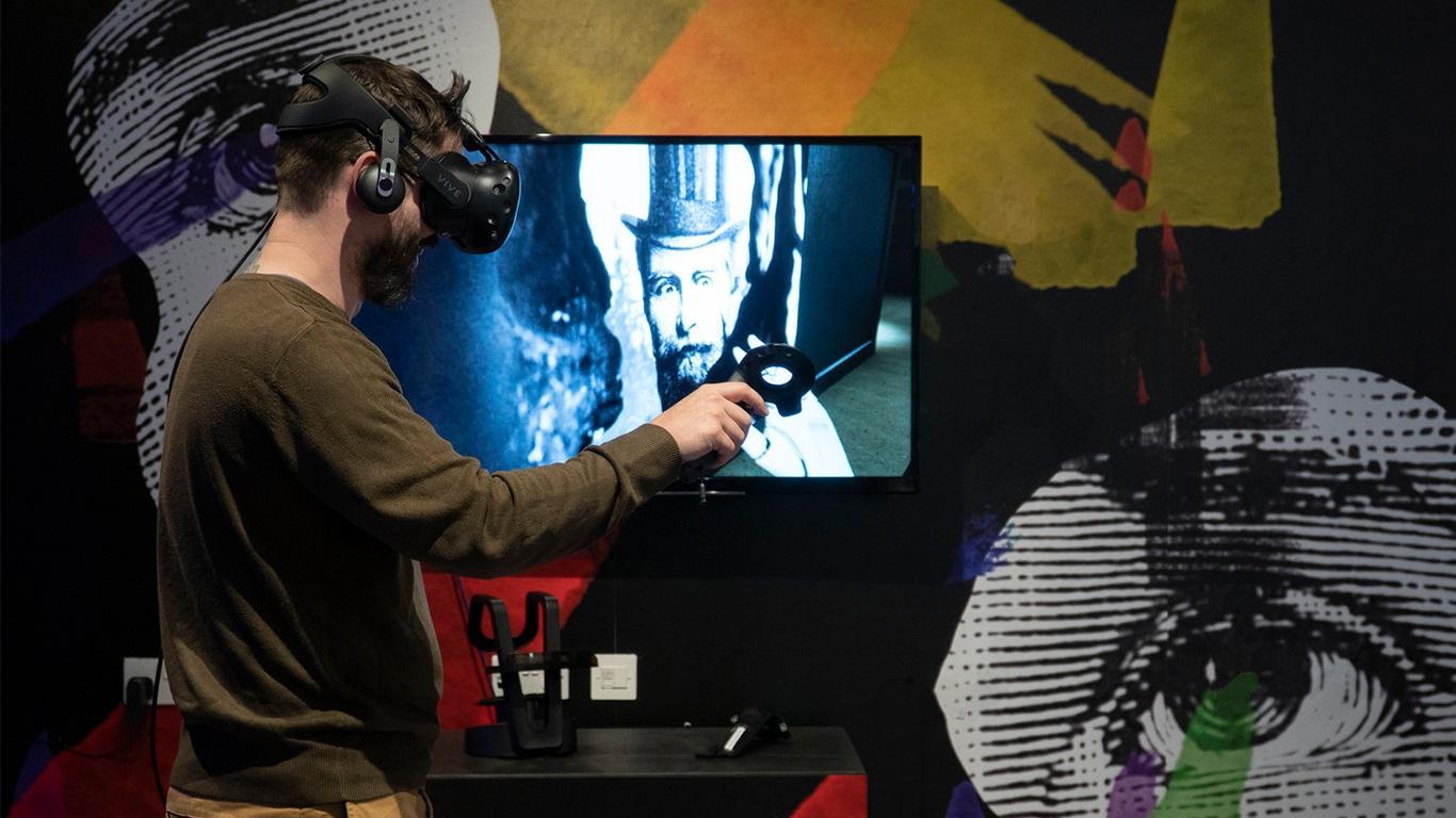 Anim18 VR Gallery