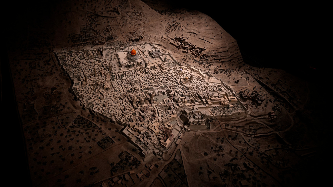 The Holy City - Documenatry