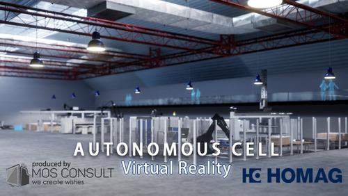 Homag Autonomous Cell