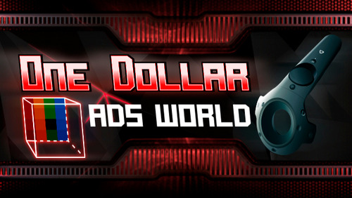 One dollar Ads world