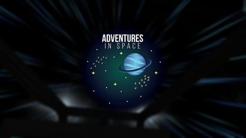 Adventures in Space: Black Holes & Beyond