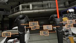Automobile repair simulation