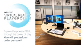 Dell EMC VR Playground
