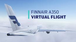 Finnair Virtual Flight