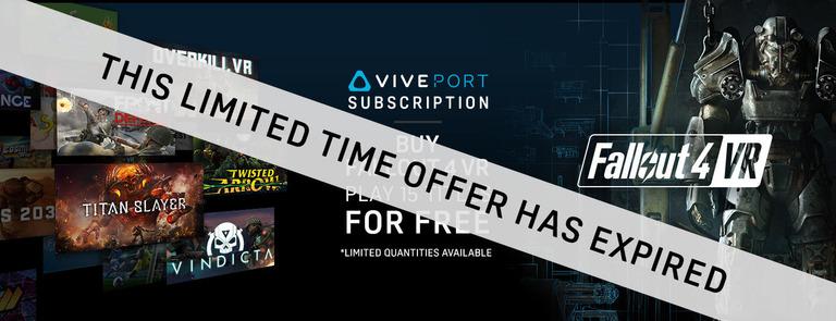 Viveport-promotion